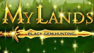 онлайн игра My Lands: Black Gem Hunting